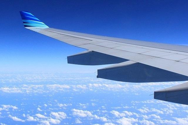 Blog Flugzeug